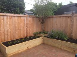 Wood For Raised Vegetable Garden by Raised Vegetable Gardens Nature U0027s Perspective Landscaping