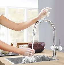 touchless faucet kitchen kitchen faucet touchless 100 images moen kitchen faucets