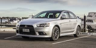 mitsubishi lancer development shelved