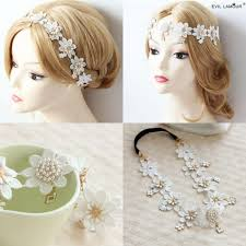 2015 summer beach wedding bridal accessories bohemian white lace