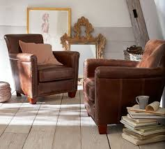 Pottery Barn Leather Couches Pottery Barn Leather Sofas Armchairs Sale Save 20 On Gorgeous