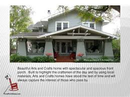 intrigue of arts and craftsman home styles