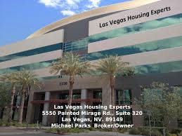 our las vegas real estate brokerage at 5550 painted mirage rd