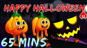 halloween songs for kids and children nursery rhyme collection