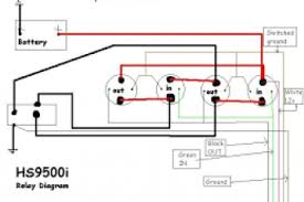 warn winch remote control wiring diagram wiring diagram