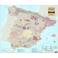 wine region maps home décor housewares wine enthusiast