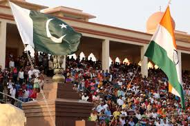 Flag Of Pakistan Image 70 Years After Partition Is India Like Pakistan Turning To
