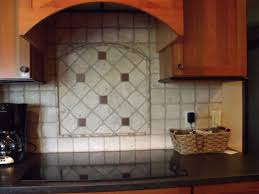 Cool Kitchen Backsplash Small Kitchen Decoration Using Solid Oak Wood Kitchen Cabinet