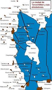 Cuernavaca Mexico Map by Historia Mexica Tenochtitlan Y Sus Alrededores Wikipedia La