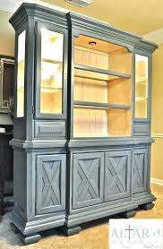 before and after kitchen cabinets painted china cabinet awesome modern china cabinets and hutches photo