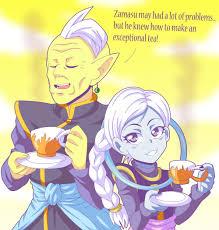 Cus Memes - tea time dragon ball know your meme
