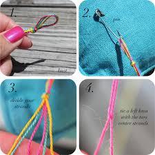 diy bracelet with thread images Diy diamond friendship bracelets the stripe jpg