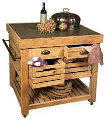 Small Kitchen Islands Pine Kitchen Island With Maple Wood Top From Dutchcrafters Pine