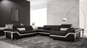 living room black white living room three seater sofa brown and
