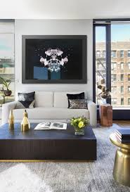 sophisticated spaces city chic bella new york magazine