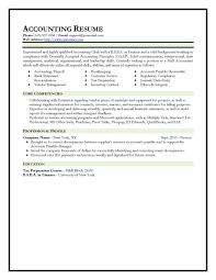 senior accountant cv accountant resume format pdf luxury accounting resume click here