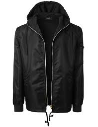 lightweight motorcycle jacket le3no mens lightweight windbreaker zip up hoodie bomber jacket le3no