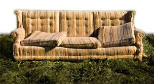 how to get rid of old sofa large item pickup strathcona county