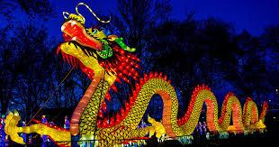philadelphia light show 2017 philadelphia chinese lantern festival in franklin square visit