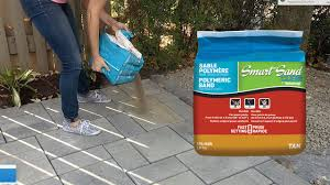 Patio Paver Jointing Sand by How To Install Smartsand Polymeric Sand From Techniseal Youtube