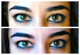 henna for eyebrows tutorial and review delia color cream youtube