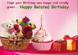 Happy 39th Birthday Wishes Belated Happy Birthday Wishes For A Friend Belated Happy
