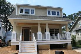 front porch front porch idea using white and brown stone column