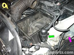 mini cooper r50 airbox and battery box removal 2001 2006