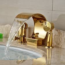 Waterfall Tub Faucet Online Get Cheap Diverter Tub Faucet Aliexpress Com Alibaba Group
