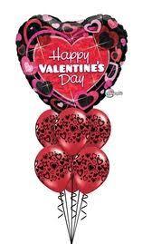 10 best valentines balloons images on pinterest valentines