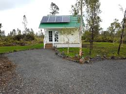 Tiny Homes Hawaii by Big Island Tiny House Mountain View Puna District Big Island
