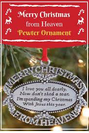 ornaments merry from heaven ornament diy