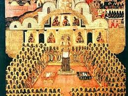 Ecumenical Councils Of The Catholic Church Definition Commemoration Of The Holy Fathers Of The Seventh Ecumenical