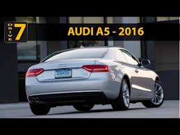 audi a5 2016 redesign audi a5 2016 review interior exterior engine changes