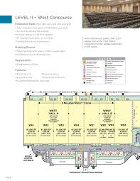 orange county convention center facility floor plans page 10
