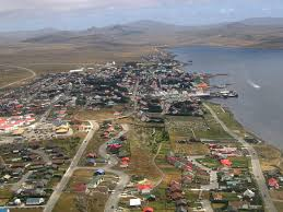 Map Of South America With Capitals Stanley Falkland Islands Wikipedia