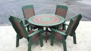 patio table with 4 chairs patio table 4 chairs round table with 4 chairs garden table and 4