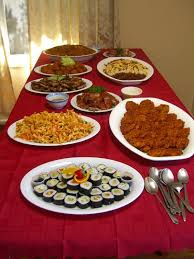 food arrangements file food catering jpg wikimedia commons