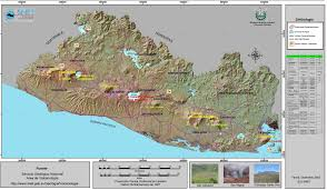 Rainfall Map Usa El Salvador Rainfall Map 2002