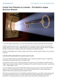 create a business profile on linkedin unlock your potential on linkedin u2013 the world u0027s largest business netw u2026