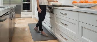 Padded Kitchen Mat Imprint Comfort Mats Top Rated Anti Fatigue Kitchen Mats