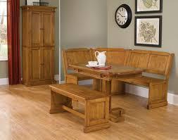 dining room solid wood dining set with corner breakfast nook set