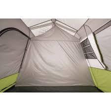 Instant Bed Ozark Trail 9 Person Instant Cabin Tent With 2 Bonus Queen Airbeds