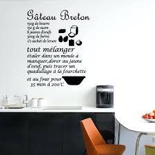 dicton cuisine stickers muraux cuisine dicton cuisine stickers stickers muraux