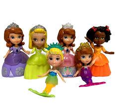 aliexpress buy princess sofia figure play 6