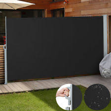 Patio Wind Screens by Side Awning Wind Shield Privacy Sunshade Patio Visual Protection