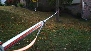 finally upgraded from the classic gibbon slackline