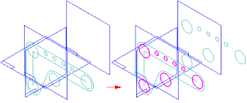 assembly layouts