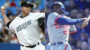 roy halladay among the sports roy halladay vladimir guerrero canadian of fame bound cbc
