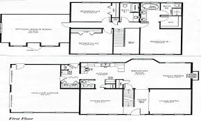 apartments 1 story 3 bedroom 2 bath house plans best images